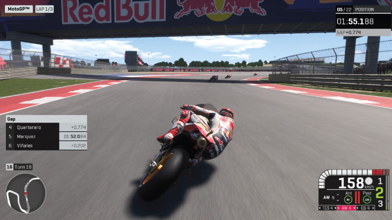 MotoGP19 PC-game