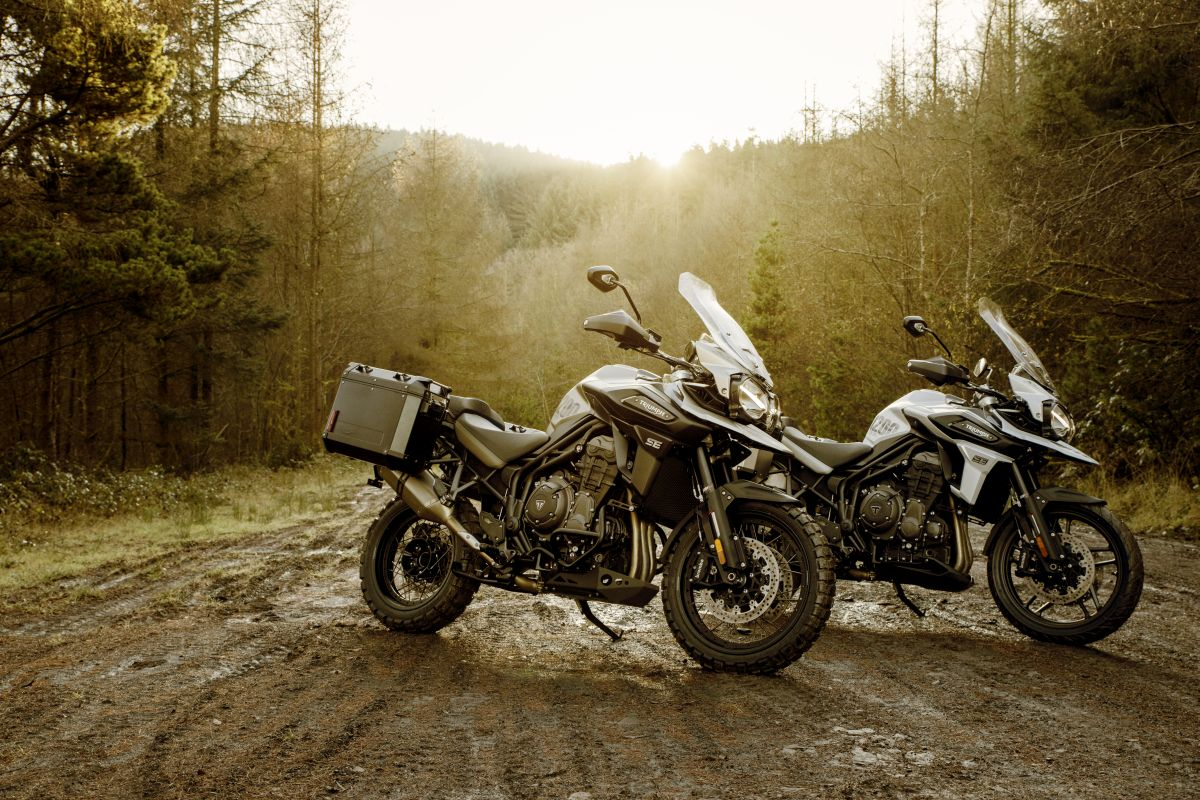 Tiger 1200 Desert & Alpine Special Edition
